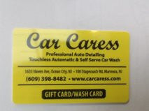 $200.00 Discount Wash Card