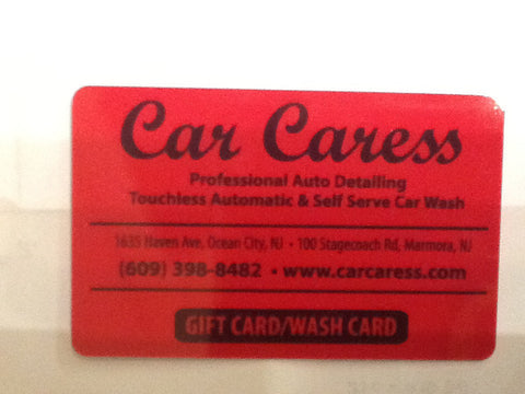 Full Detail Gift Certificate (Car)