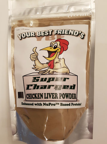 YBF-NuPro Chicken Liver Powder supplement
