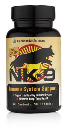 NK9 Immune System Support - DOGsAGE