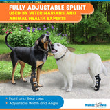 Adjustable Splint by Handicappedpets