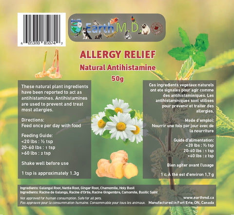 Allergy Relief & Environmental Aid