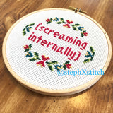 (screaming internally) Cross Stitch Pattern
