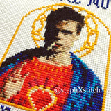 Fight Club You're Not Your Fucking Khakis - PDF Cross Stitch Pattern