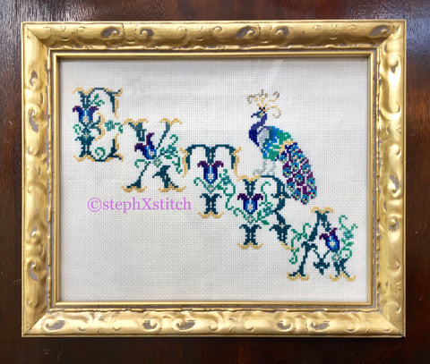 EXTRA - Framed Cross Stitch Art