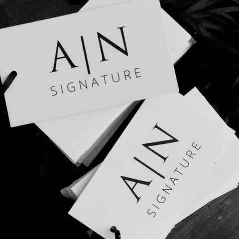 A N SIGNATURE by Alexandra Nicole