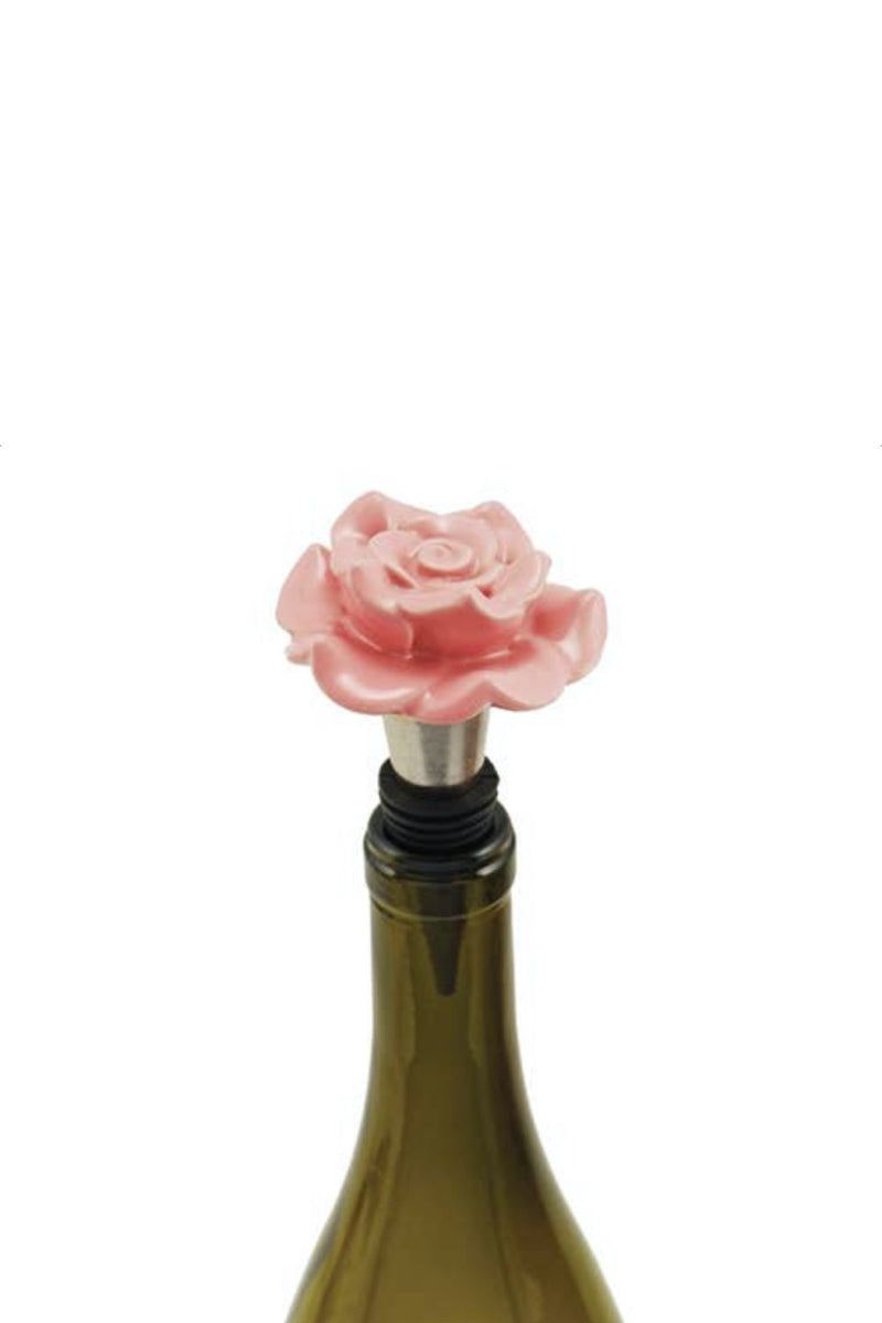 Rose Bottle Stopper