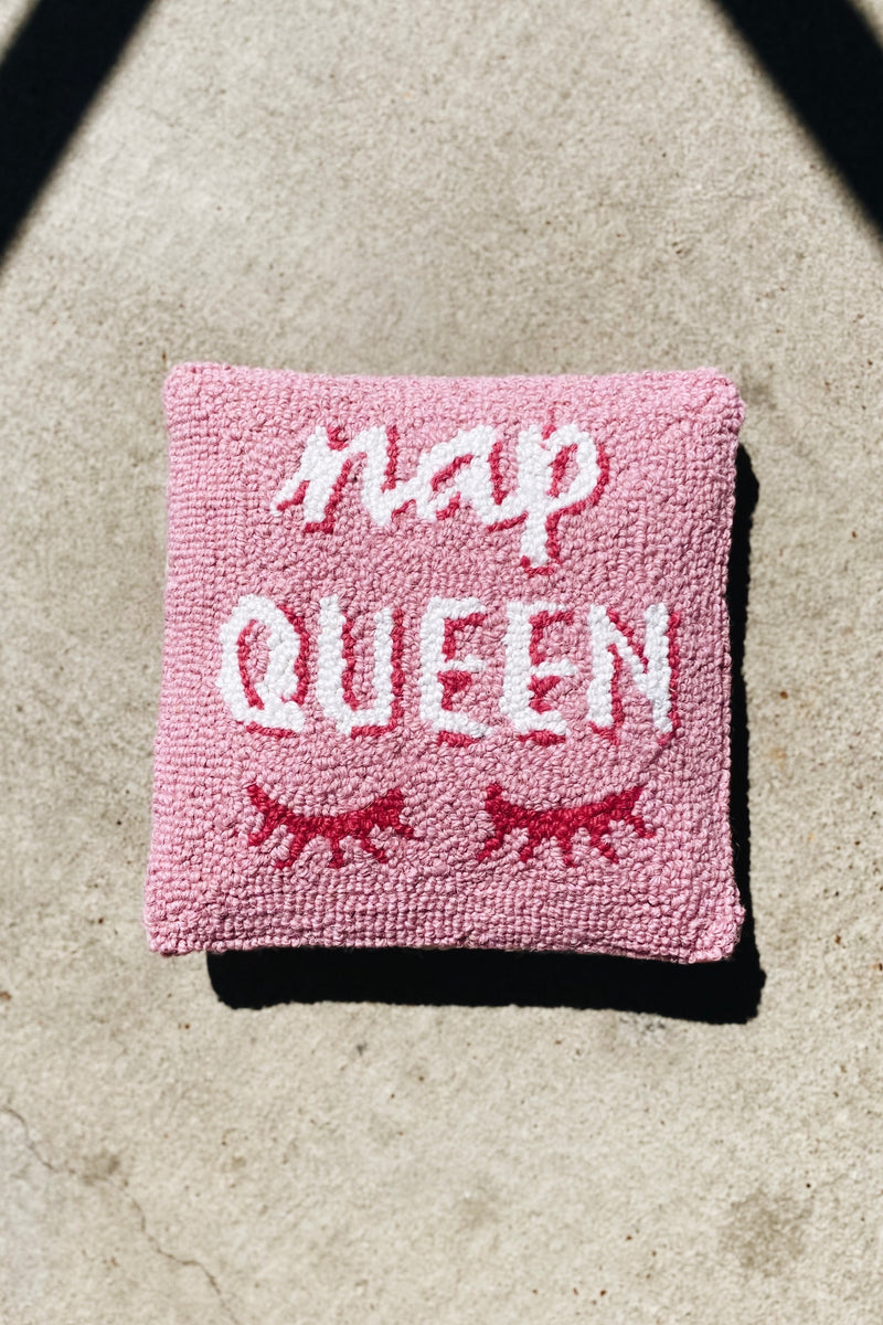 Pink Nap Queen Pillow