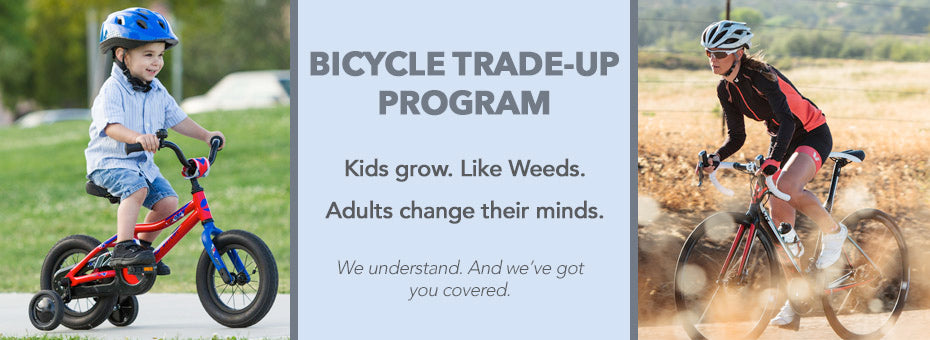 Bicycle Trade-In Programs image