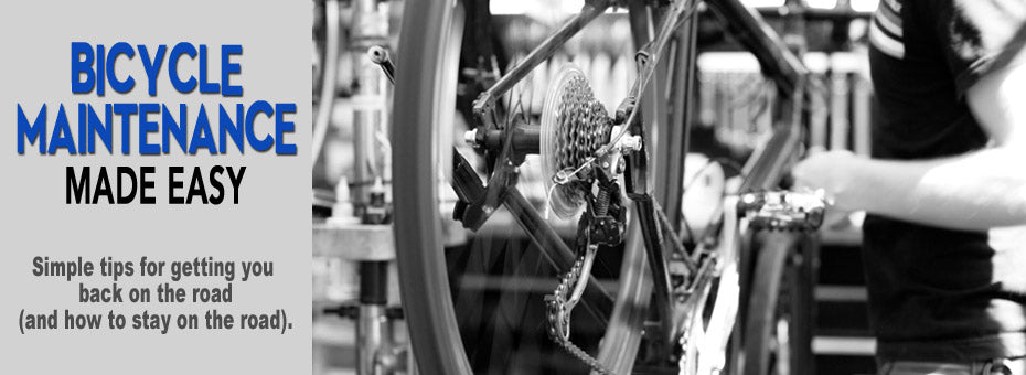 bicycle maintenance made easy