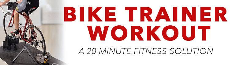 Bicycle Trainer Workout image