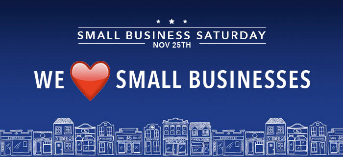 Shop Small Business Saturday at Yorktown Cycles