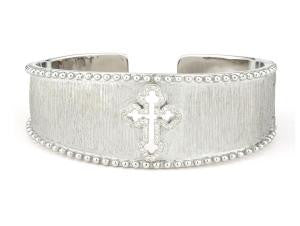 BEADED PAVE GUINEVERE GRADUATED CUFF