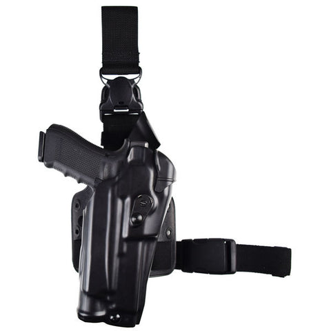 ALS RDS Optic Holster on Quick Release Tactical Rig
