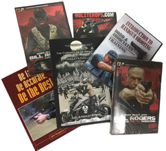 Training Books, DVD's, Fiction, Holsterops.com