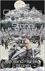 The Chronicles of Ashley Stone - The Nosoi Project Post Apcalyptic Fiction