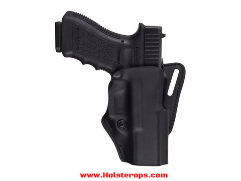 Safariland 5197 Open Top Holster for 1911 & Colt Commander, Safariland - HolsterOps