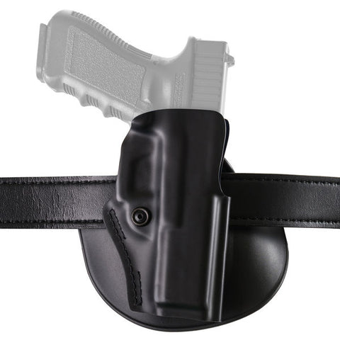 Safariland Concealment 5198 Open Top Holster w/Detent Paddle & Belt Slide Combo, Safariland - HolsterOps