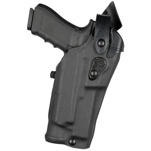 Safariland 6304RDS ALS/SLS LIII Optic Holster with QLS 19 Holster Fork - Holsterops.com