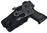 6354DO-832-781-MS19 GLOCK 17/22 W/LIGHT & RMR Black