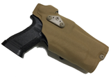 6354DO-832-741-MS19 GLOCK 17/22 W/LIGHT & RMR Coyote Brown - Holsterops.com