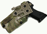 Safariland 6354DO ALS Optic Holster for Glock 17/22 w/Light & RMR on QLS 19 Holster Fork (NO GEN5's), Safariland - HolsterOps