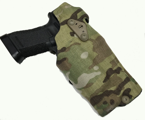 Safariland 6354DO ALS Optic Holster for Glock 19/23 w/Light & RMR on QLS 19 Holster Fork (NO Gen5's), Safariland - HolsterOps