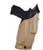 Safariland 6384 OMV Holster on QLS 19 for Springfield Operator 1911 w/Light, Safariland - HolsterOps
