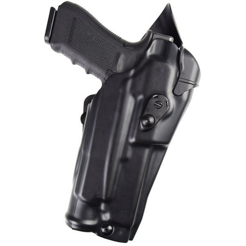 Safariland 6392RDS ALS Optic Holster Hi-Ride LI Duty, Safariland - HolsterOps