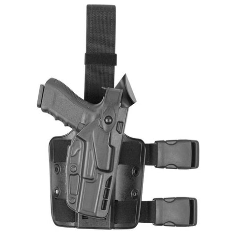 Safariland 7TS™ SLS Tactical Holster Level II Retention (Model 7004), Safariland - HolsterOps