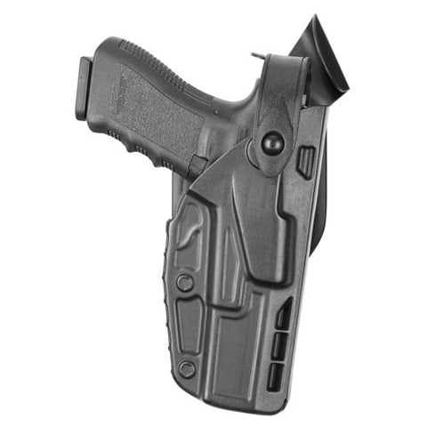 Safariland 7TS™ SLS High-Ride Level II Retention™ Duty Holster (Model 7282), Safariland - HolsterOps