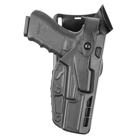 Safariland 7TS™ SLS Low-Ride Level II Retention™ Duty Holster (Model 7285), Safariland - HolsterOps