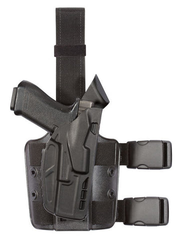 Safariland 7TS™ ALS® Tactical Holster Level I Retention (Model 7354), Safariland - HolsterOps