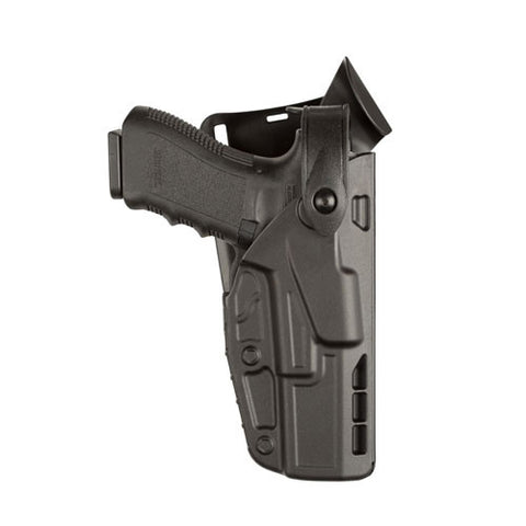 Safariland 7TS™ ALS®/SLS Low-Ride Level III Retention™ Duty Holster (Model 7365), Safariland - HolsterOps