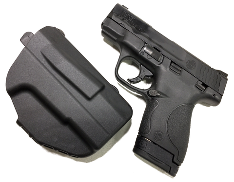 "7TS™ ALS® Concealment Holster ""Smith & Wesson M&P Shield 9/40""  7371,7376,7377,7378,7379, Safariland - HolsterOps"