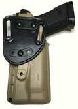 Safariland 7TS ALS Concealment Holster with Light 7377
