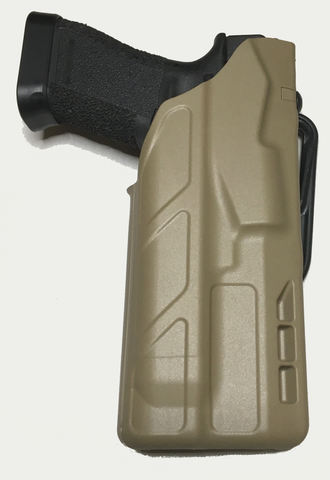 Safariland 7TS ALS Concealment Holster with Light