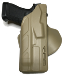 Safariland 7TS ALS Concealment Holster with Light 7378