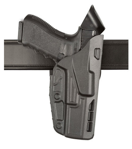 Safariland 7TS™ ALS® Mid-Ride Level I Retention Duty Holster (Model 7390), Safariland - HolsterOps