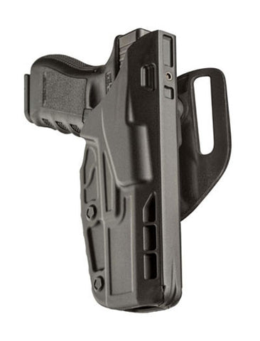 Safariland 7TS™ ALS® High-Ride Level I Retention Duty Holster (Model 7392), Safariland - HolsterOps