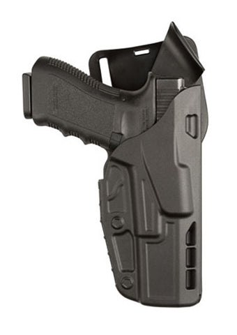 Safariland 7TS™ ALS® Low-Ride Level I Retention Duty Holster (Model 7395), Safariland - HolsterOps