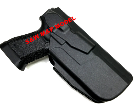 7TS™ ALS® Concealment Holster S&W M&P w/Surefire XC1 Light 7376,7377,7378,7379, Safariland - HolsterOps