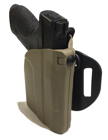 "Safariland 7TS™ ALS® Concealment Holster ""NEW Shield w/CTC & TLR-6 Carry Light/Laser"" 7371, 7376,7377,7378,7379"