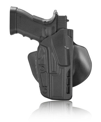 7TS™ ALS® Concealment Holster Cutdown Version Weapon ONLY, Safariland - HolsterOps