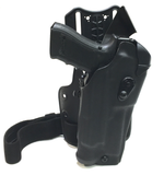 Safariland ALS RDS LI Optic Holster w/DFA Tactical Rig, Safariland - HolsterOps