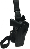 Safariland ALS RDS LI Optic Holster w/Quick Release Strap on Single Strap Tactical Rig, Safariland - HolsterOps