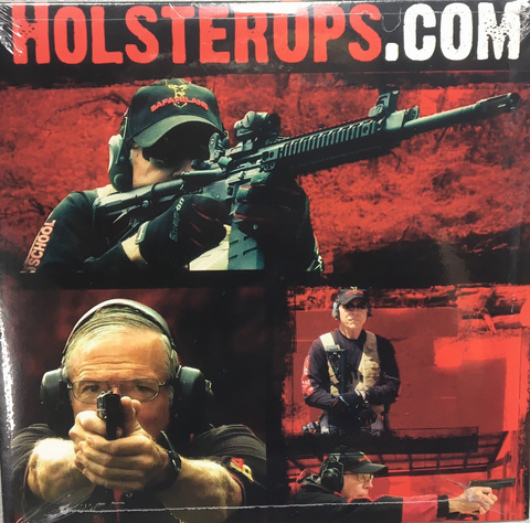 Holsterops.com Promo DVD, Pro Tips from Bill Rogers & Rogers Accessories, Rogers - HolsterOps