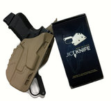 JIT Knife, Holster Mounted Knife on 7390