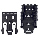 Safariland QLS Kit 3, with 1 QLS 19 & 2 QLS 22's, Safariland - HolsterOps