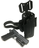 Rogers Recommended Tactical Holster With DFA For 1911 Style Handguns, Safariland - HolsterOps